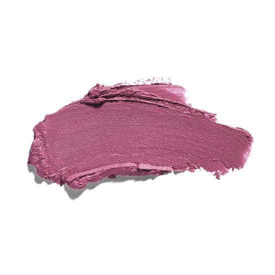 A lipstick smear of ZOYA Layne.