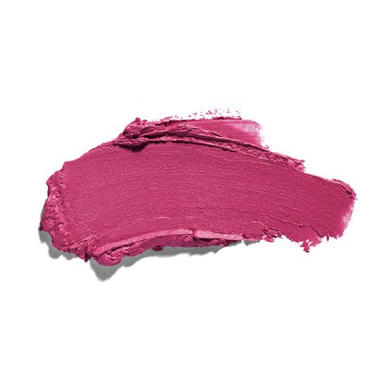 A lipstick smear of ZOYA Maggie.