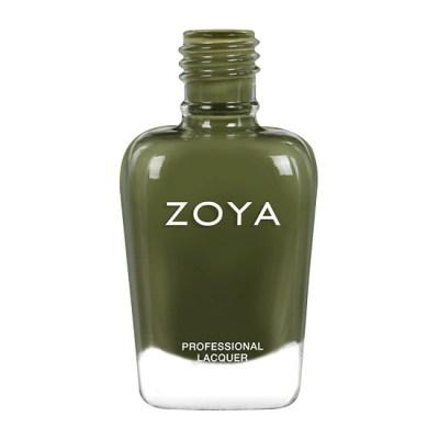 A bottle of Cooper by ZOYA.