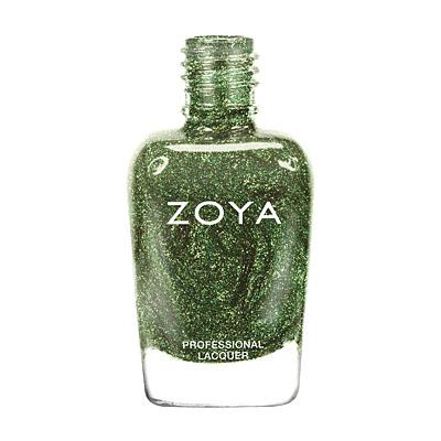 A bottle of Logan by ZOYA.
