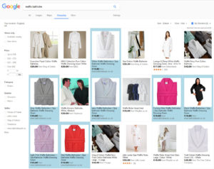 Google Shopping Equity