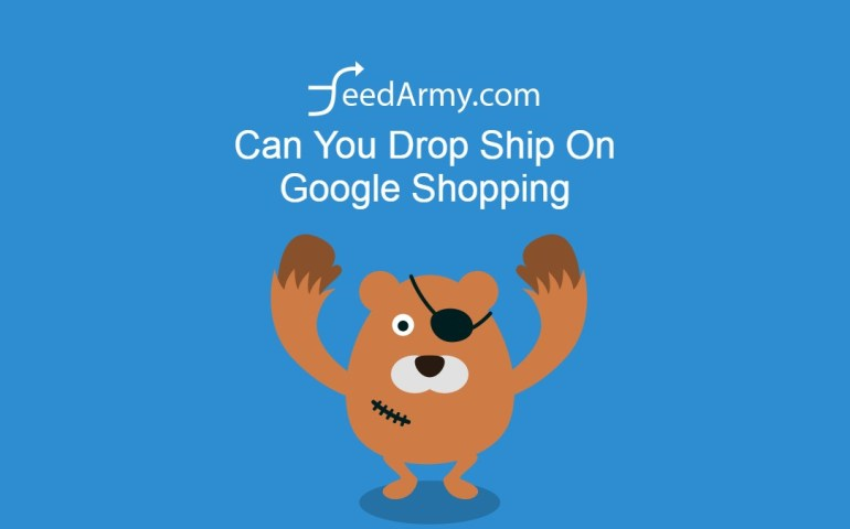Can You Drop Ship On Google Shopping