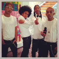 "Watch: Mindless Behavior Behind the Scenes of ""Used to Be"" Part 2"