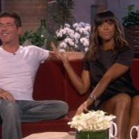 Watch: Kelly Rowland Calls Simon Cowell a Diva | The Ellen Show
