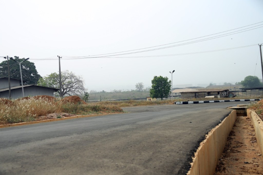 Adeoyo Hospital Rotary roundabout 2nd Gate and Environs 22