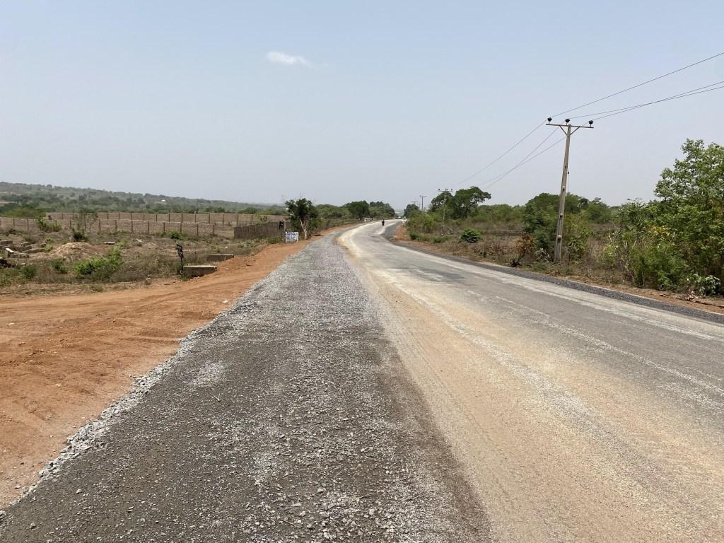 Saki Ogbooro Igboho Road 18