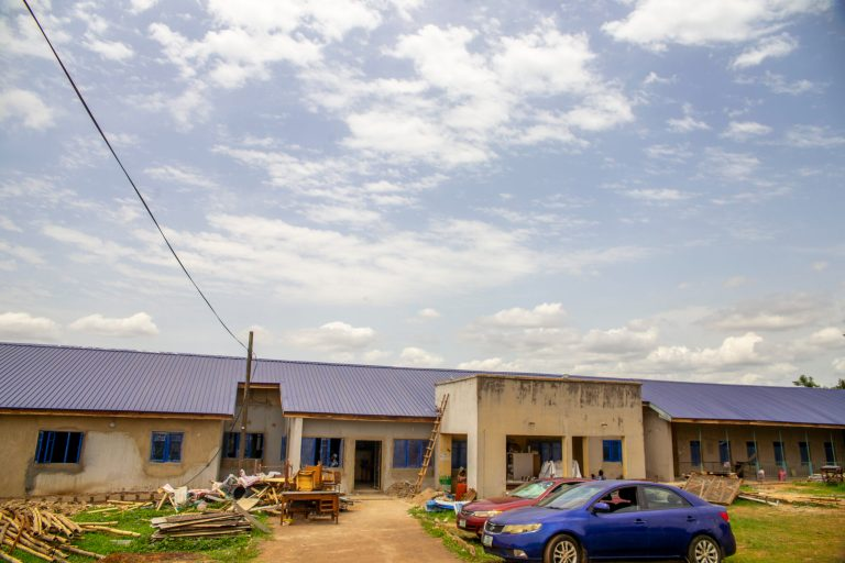 Picture of General Hospital Aremo Ibadan taken on May 5, 2021
