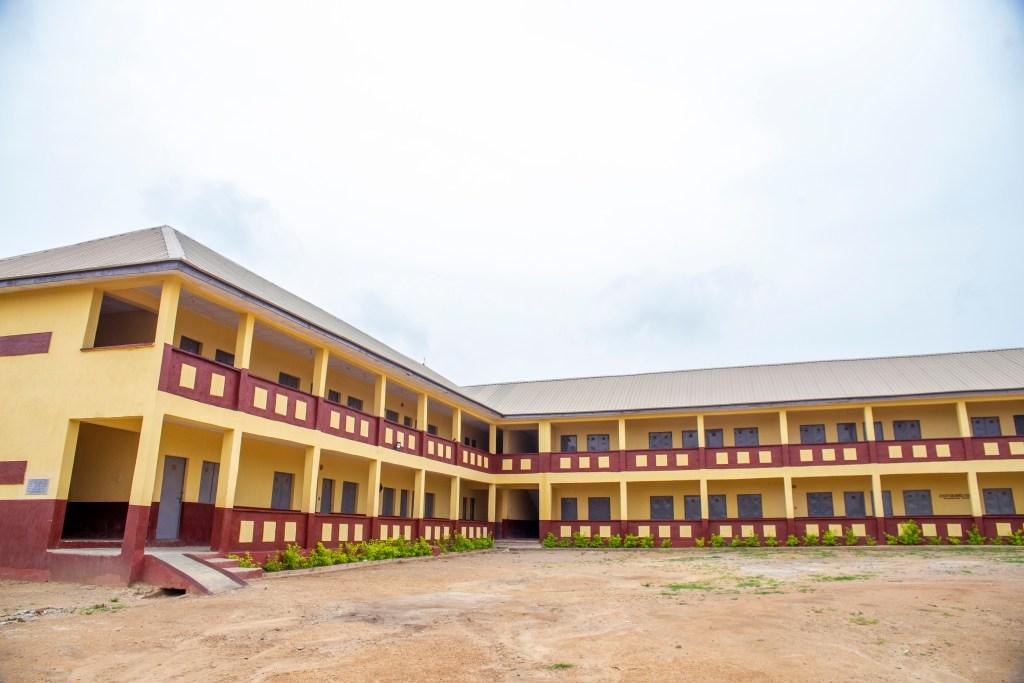 St. Brendans Primary Schools 1 and 2 Kumapayi Egbeda LGA 1
