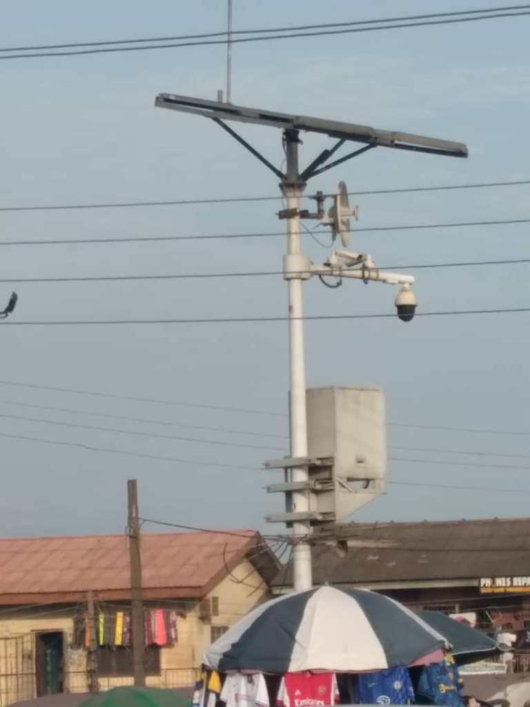 8. CCTV Cameras