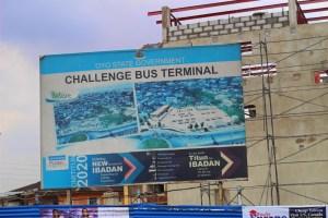 Picture of Challenge Bus Terminal, Ibadan taken on June 25, 2021