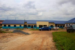 Picture of General Hospital Aremo Ibadan taken on June 22, 2021
