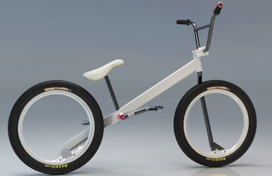 concept bmx bicycle 1 BMX You Have Not Seen Before!