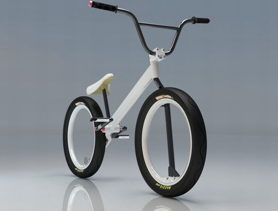 concept bmx bicycle 3 BMX You Have Not Seen Before!