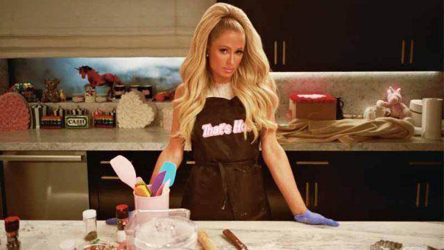 REVIEW - Cooking with Paris Hilton (Season 1, 2021, Netflix)