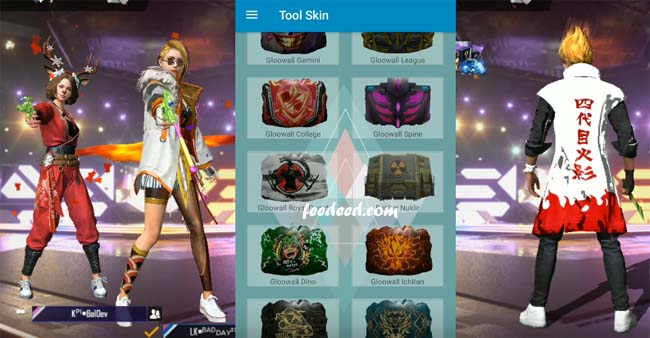 Download Tool Skin Apk Pro FF Versi 2.0 Anti Banned Terbaru 2020
