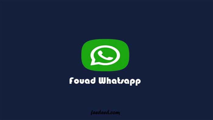 Download Fouad Whatsapp Apk Versi Terbaru 2021 Anti Banned