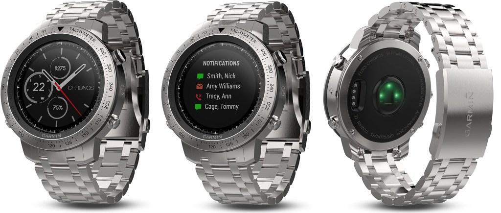 GARMIN FENIX CHRONOX watch