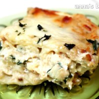 Lasagna Alfredo Delicious Recipe