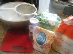lets get baking...