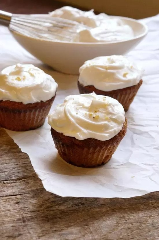 Healthy Frosting Baby