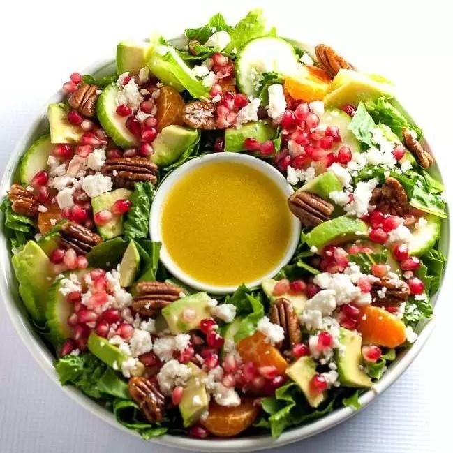 Best Salad Recipes On Pinterest Make Salad The Meal
