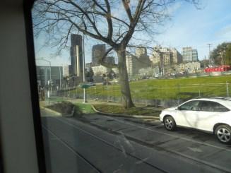Streetcar view