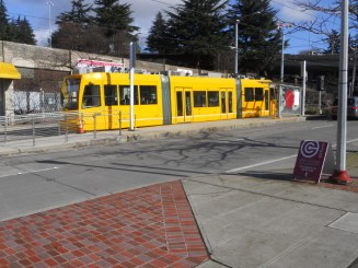 The streetcar that brought me there