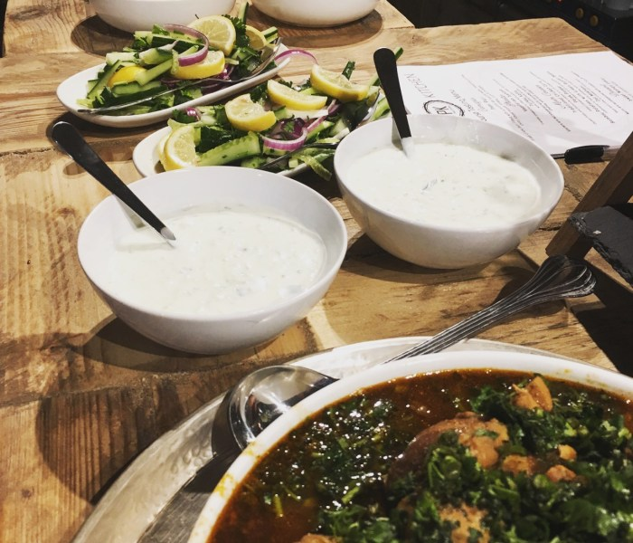 Priya Tailor's Pop-up Restaurant: Maidenhead