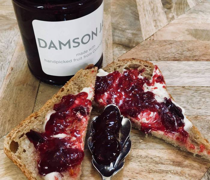 Damson in Distress