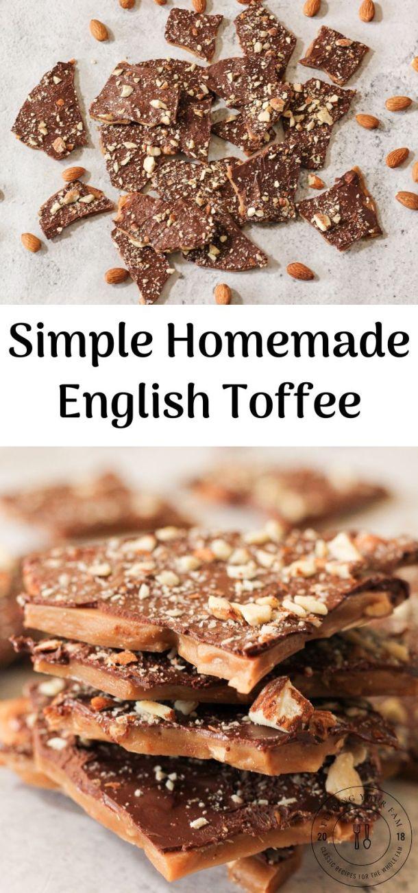 english toffee pin