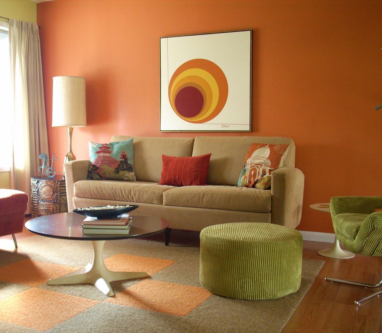 Living Room Unique Livingroom Interior