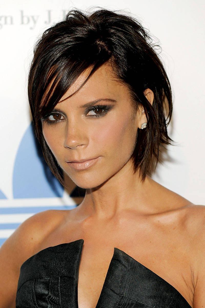 Amazing Victoria Beckham Hairstyles