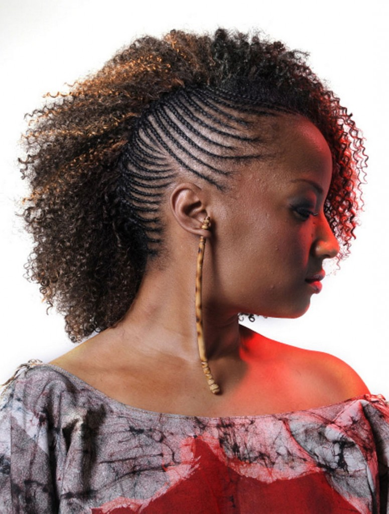 20 Mohawk Hairstyles For Woman Feed Inspiration
