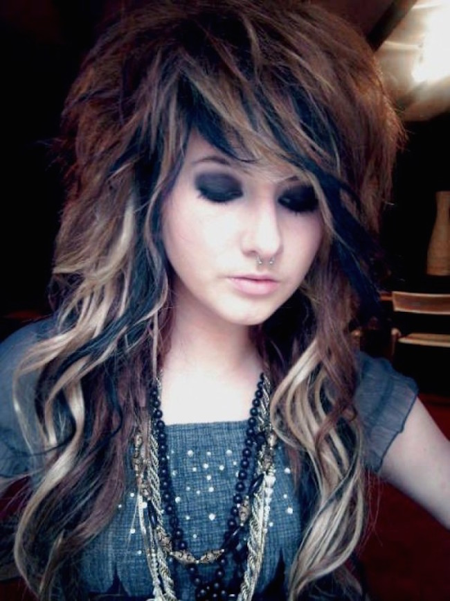 20 Emo Hairstyles For Girls Feed Inspiration