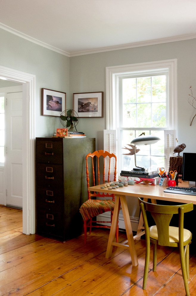 15 Beautiful Eclectic Home Office Designs Feed Inspiration