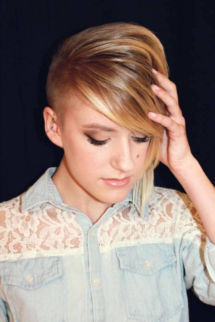20 Best Funky Short Hair Feed Inspiration