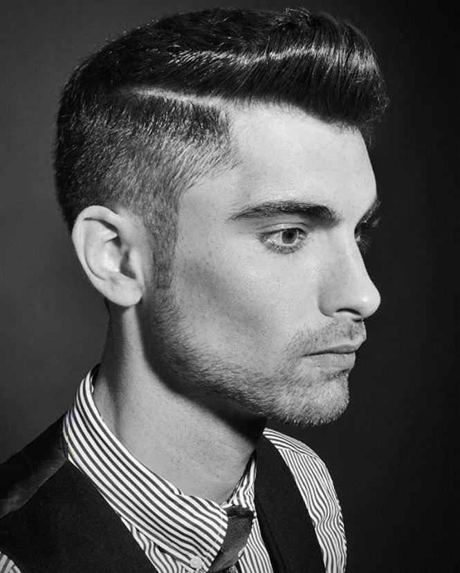 Timelessly Elegant Yet Hot Side Part Hairstyles For Men