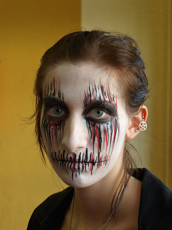21 Halloween Face Paint Ideas To Inspire You Feed