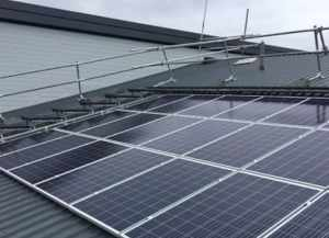 solar panel installations north west