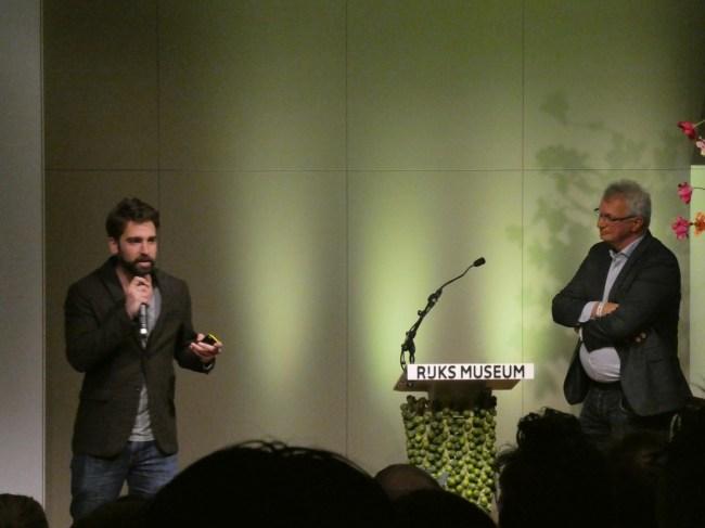 Joris Lohman en Martin Scholten