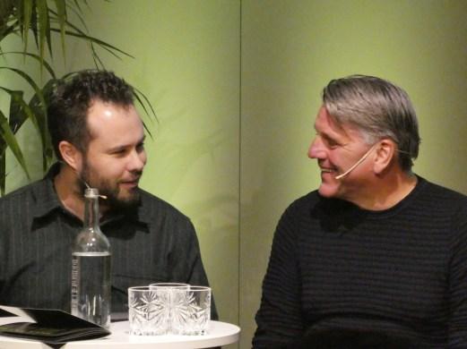 Samuel Levie en Jonnie Boer