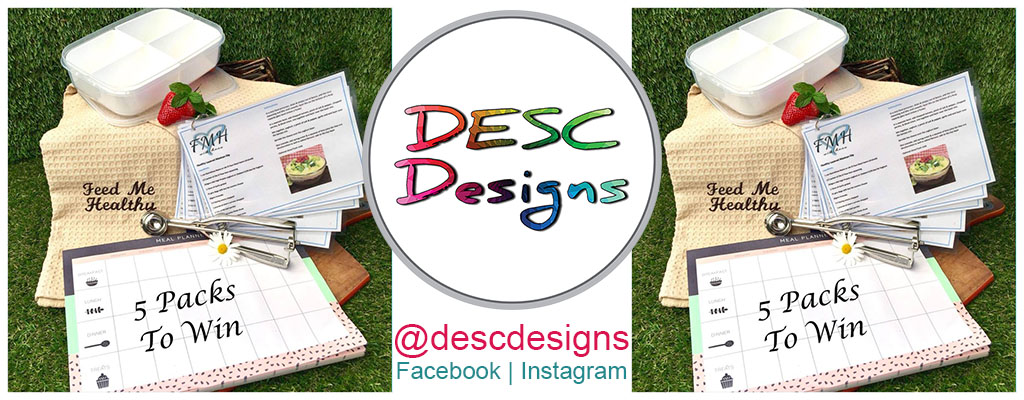 A Big Thank you to DESC Designs