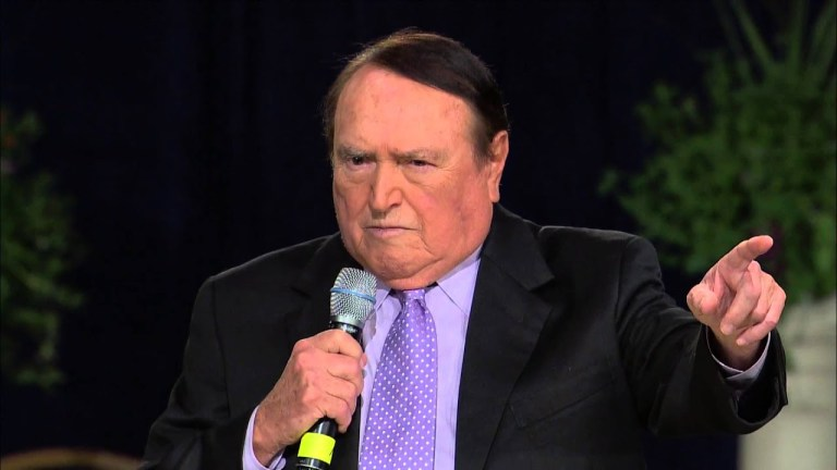 Morris Cerullo - Feed Me The Word Today
