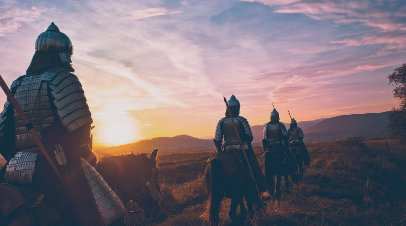 Who is a spiritual warrior - Feed Me The Word Today