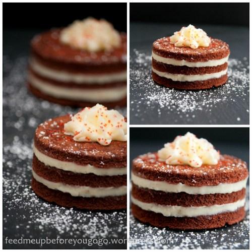 Red Velvet Mini cakes-6