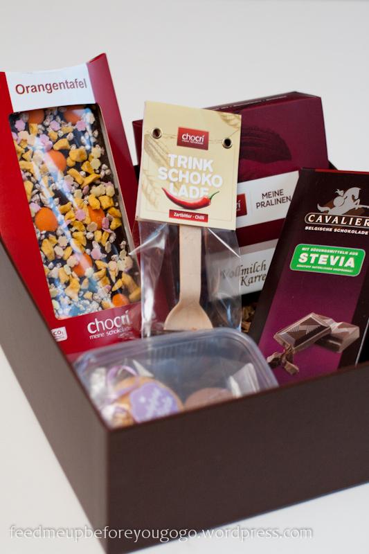 Schokostück Box August 2013-1