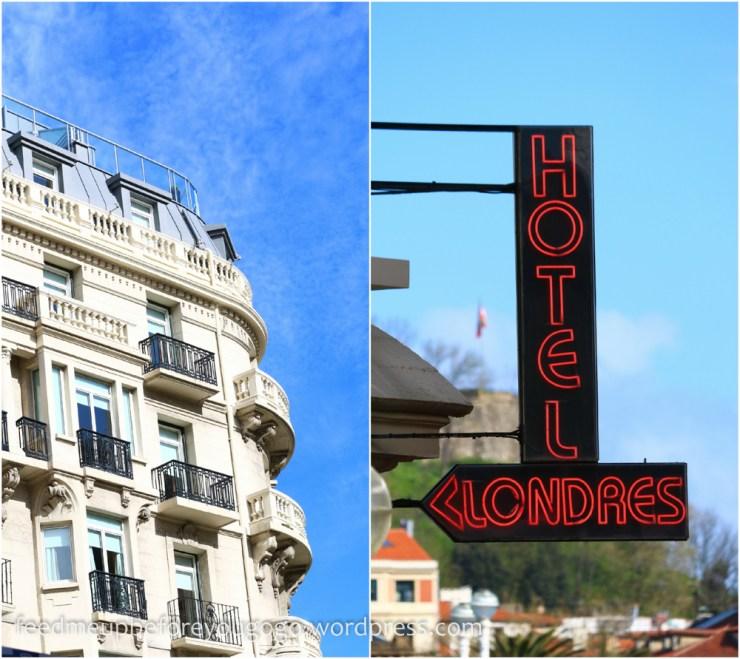 San Sebastian Donostia Hotel de Londres y de Inglaterra-1