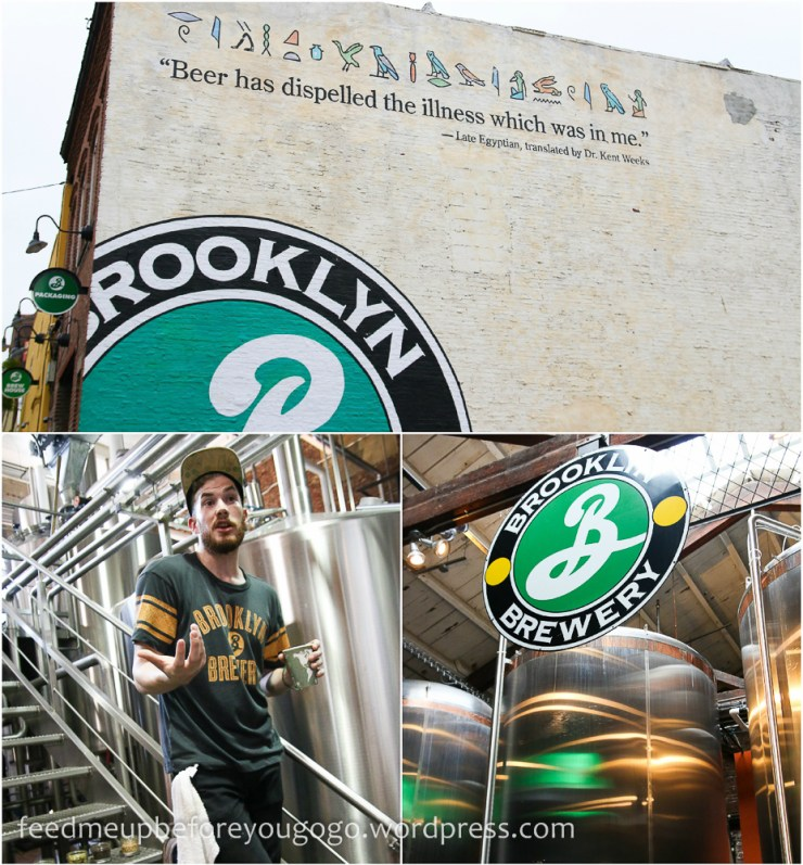 Brooklyn Brewery Williamsburg New York kulinarische Tipps Brooklyn