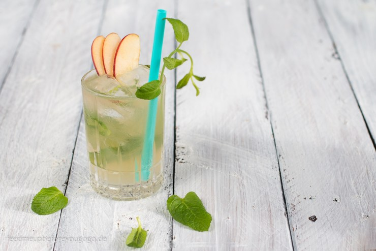 Apple Honey Mule Cocktail Rezept Feed me up before you go-go-2