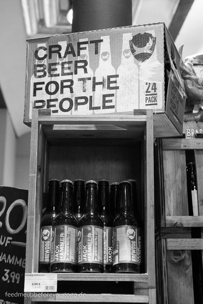 Anleitung zum Craft-Beer-Tasting | Feed me up before you go-go